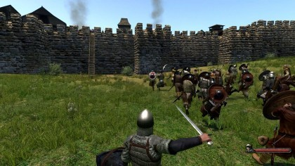 Mount & Blade: Warband - Viking Conquest игра