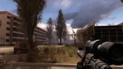 S.T.A.L.K.E.R.: Call of Pripyat игра