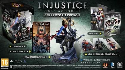 Injustice: Gods Among Us игра