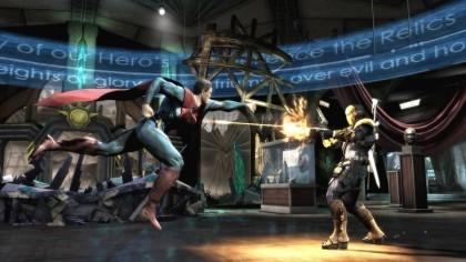 игра Injustice: Gods Among Us