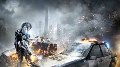 Metal Gear Rising: Revengeance игра