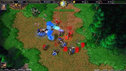 Скриншоты WarCraft III: Reign of Chaos