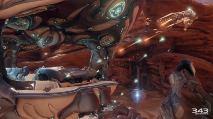 Скриншоты Halo 5: Guardians