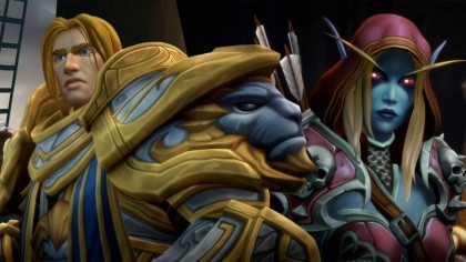Скриншоты World of Warcraft: Battle for Azeroth