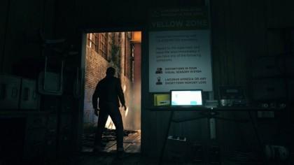 Скриншоты Quantum Break