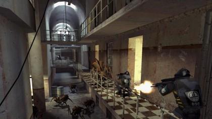 Half-Life 2 скриншоты