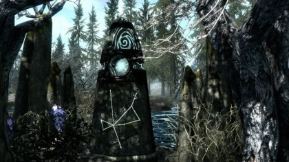 Скриншоты The Elder Scrolls V: Skyrim