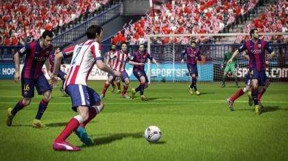 FIFA 15 игра