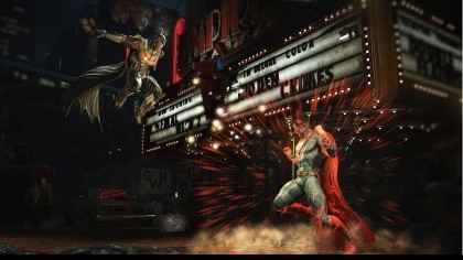 Injustice 2 игра
