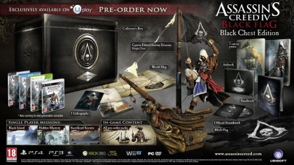 Assassin's Creed IV: Black Flag игра