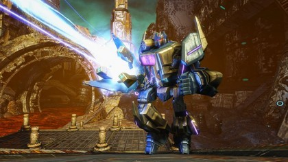 Transformers: Rise of the Dark Spark игра