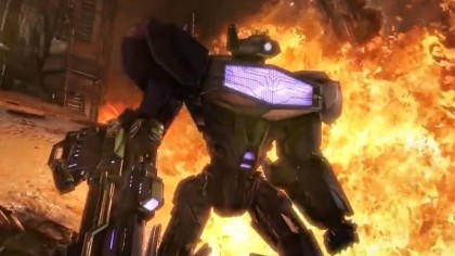 Скриншоты Transformers: Rise of the Dark Spark