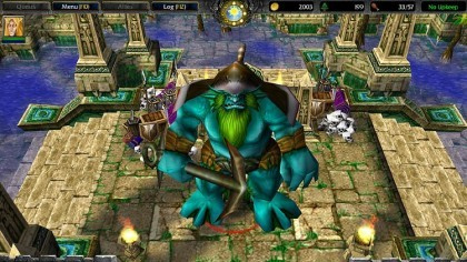 Скриншоты Warcraft III: The Frozen Throne