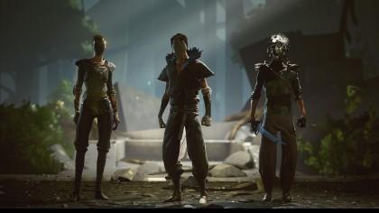 Скриншоты Absolver