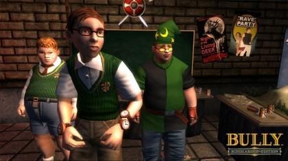 Bully: Scholarship Edition игра