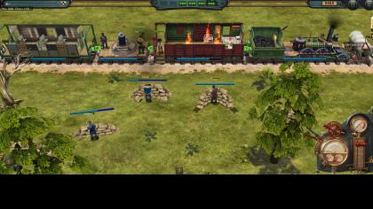 Скриншоты Bounty Train