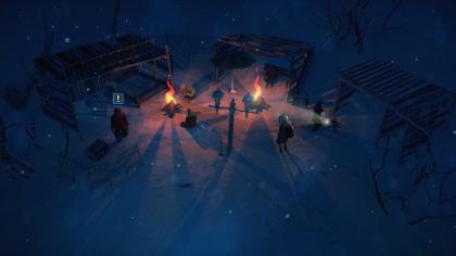 Скриншоты Impact Winter