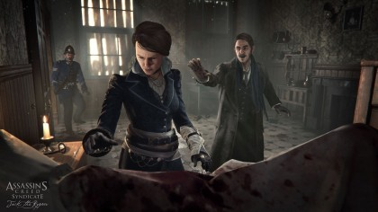 Assassin's Creed: Syndicate - Jack the Ripper игра