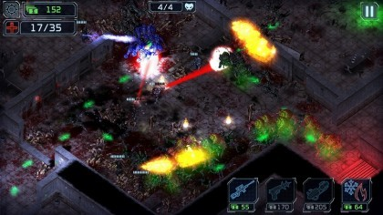 Скриншоты Alien Shooter TD