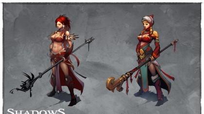 Скриншоты Shadows: Heretic Kingdoms