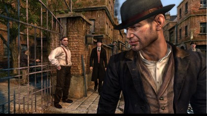 The Testament of Sherlock Holmes игра