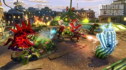 Plants vs Zombies: Garden Warfare игра