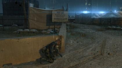 Скриншоты Metal Gear Solid V: Ground Zeroes