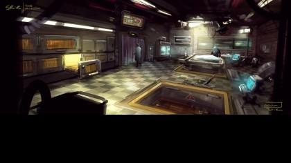 Скриншоты Shadowrun Returns