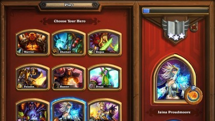 Скриншоты Hearthstone: Heroes of Warcraft
