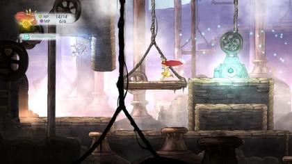 Скриншоты Child of Light
