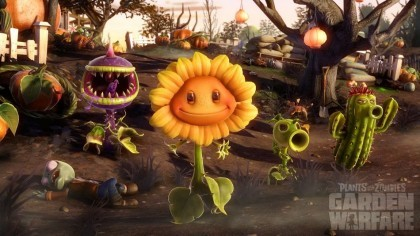Скриншоты Plants vs Zombies: Garden Warfare