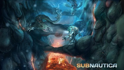 Скриншоты Subnautica