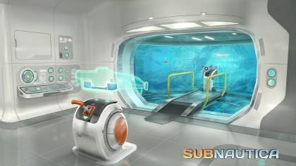 Subnautica игра