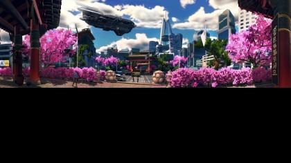 Скриншоты Agents of Mayhem