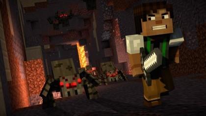 Minecraft: Story Mode - Season 2 игра