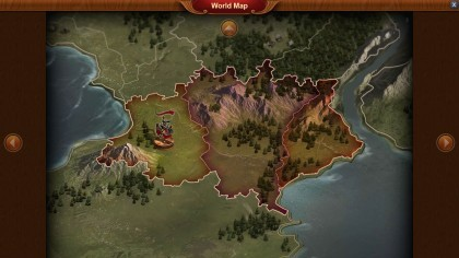 Скриншоты Forge of Empires