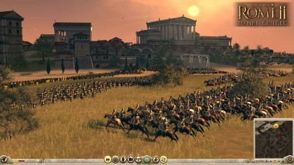 Скриншоты Total War: ROME II - Empire Divided