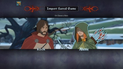 The Banner Saga 3 игра