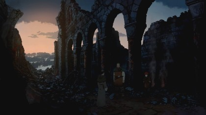 The Pillars of the Earth игра