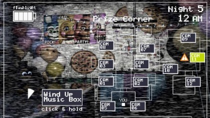 Five Nights at Freddy's 2 игра