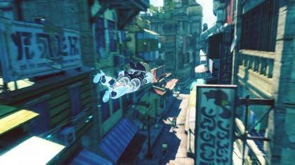 Gravity Rush 2 игра