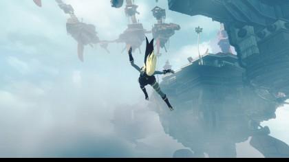 Скриншоты Gravity Rush 2