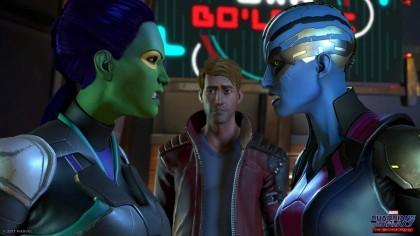 Marvel's Guardians of the Galaxy: The Telltale Series игра