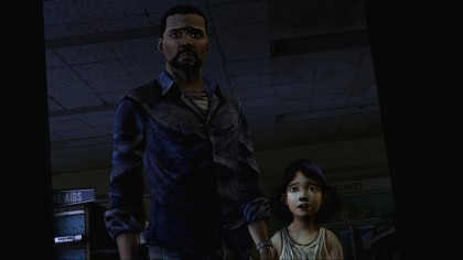 The Walking Dead: Episode 1 - A New Day игра