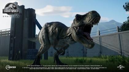 Скриншоты Jurassic World Evolution
