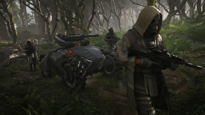 Скриншоты Tom Clancy's Ghost Recon: Breakpoint