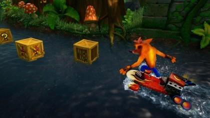 Crash Bandicoot N. Sane Trilogy игра