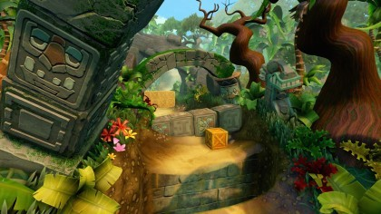 Скриншоты Crash Bandicoot N. Sane Trilogy