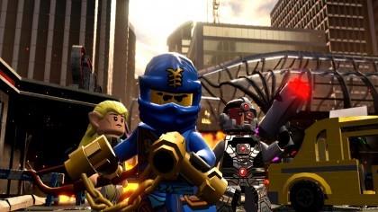 Скриншоты LEGO Dimensions