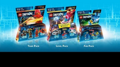 LEGO Dimensions игра